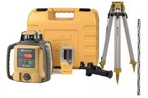 Kit Conjunto Laser Topcon RL-H4C